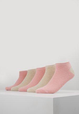 5 PACK - Strømper - pink