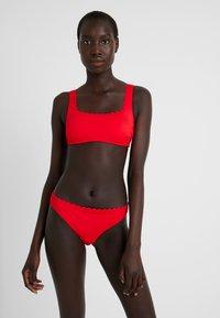 mint&berry - SET - Bikini - red - 0