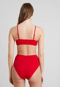 mint&berry - SET - Bikini - dark red - 2