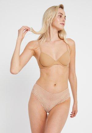 3 PACK - Underbukse - nude