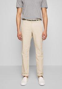 Mason's - Kalhoty - ecru - 0