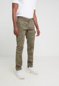 Mason's - Cargo trousers - khaki - 0