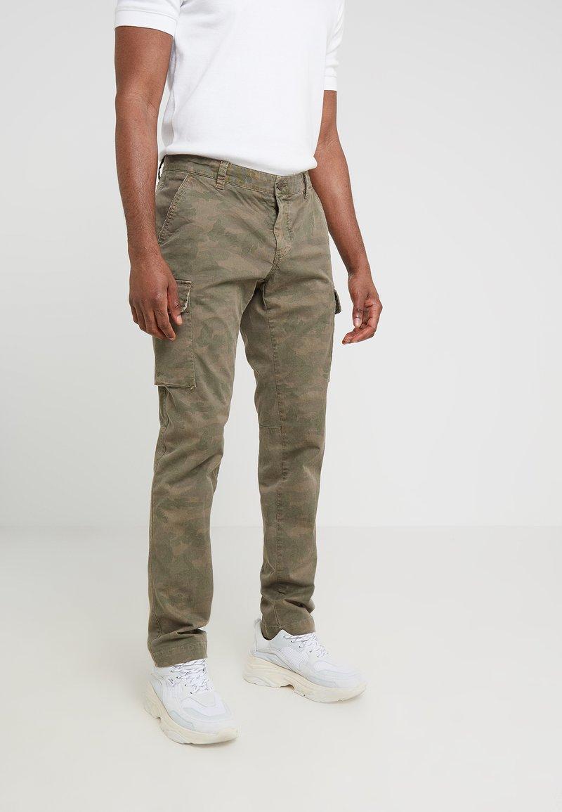 Mason's - Cargo trousers - khaki