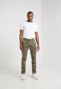 Mason's - Cargo trousers - khaki - 1