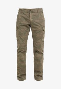 Mason's - Cargo trousers - khaki - 4