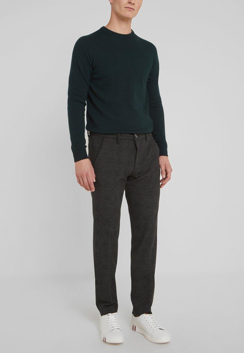 Mason's - JERT - Trousers - anthracite