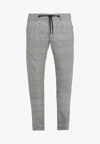 Mason's - TOSCANA JOGGER - Trousers - grey/blue - 4