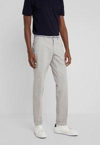 Mason's - TORINO SUMMER - Chino kalhoty - grey - 0