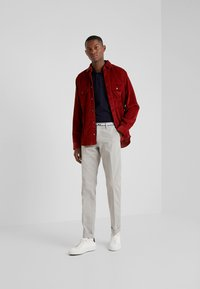 Mason's - TORINO SUMMER - Chino kalhoty - grey - 1