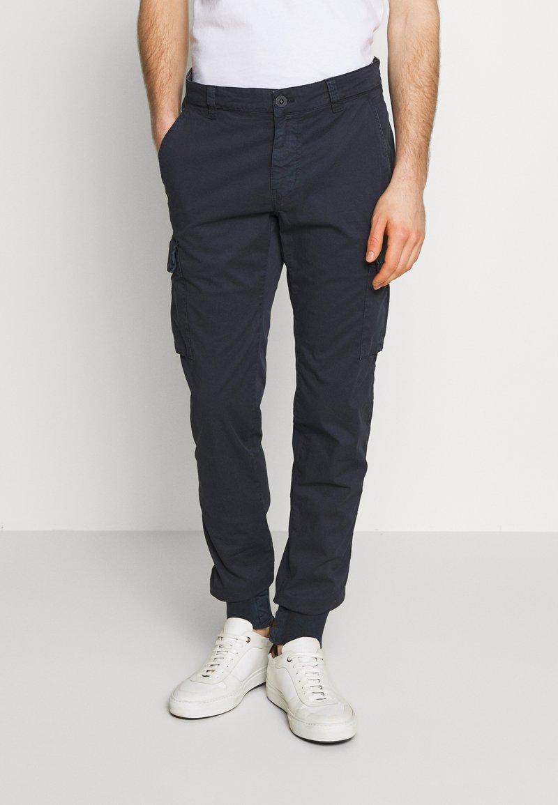 Mason's - Cargo trousers - navy