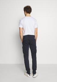 Mason's - Cargo trousers - navy - 2