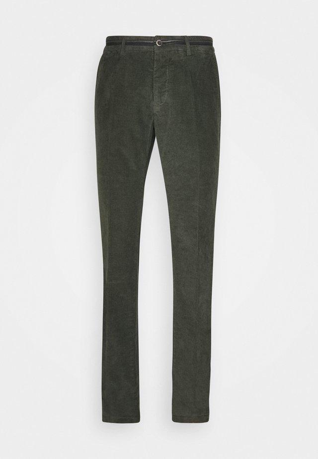 TORINO OXFORD - Pantaloni - khaki