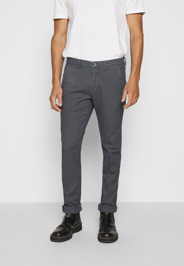 TORINO STYLE - Trousers - blue