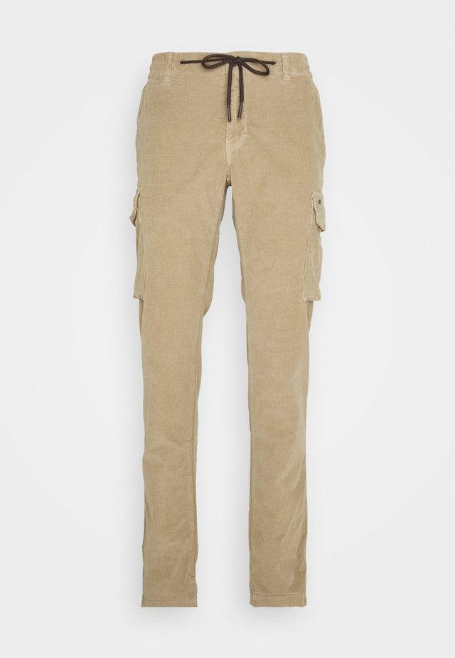 CHILE - Pantaloni cargo - beige