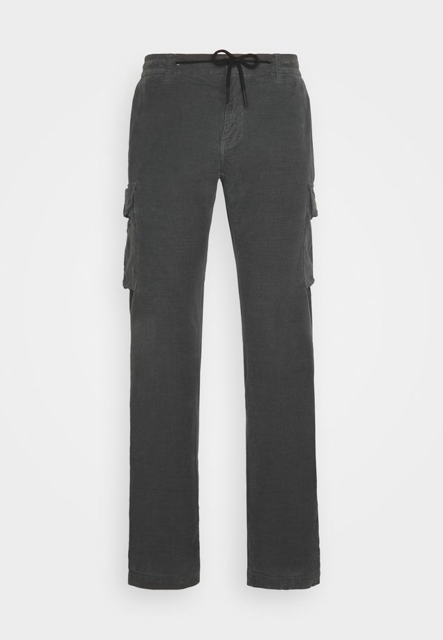CHILE - Cargo trousers - grey