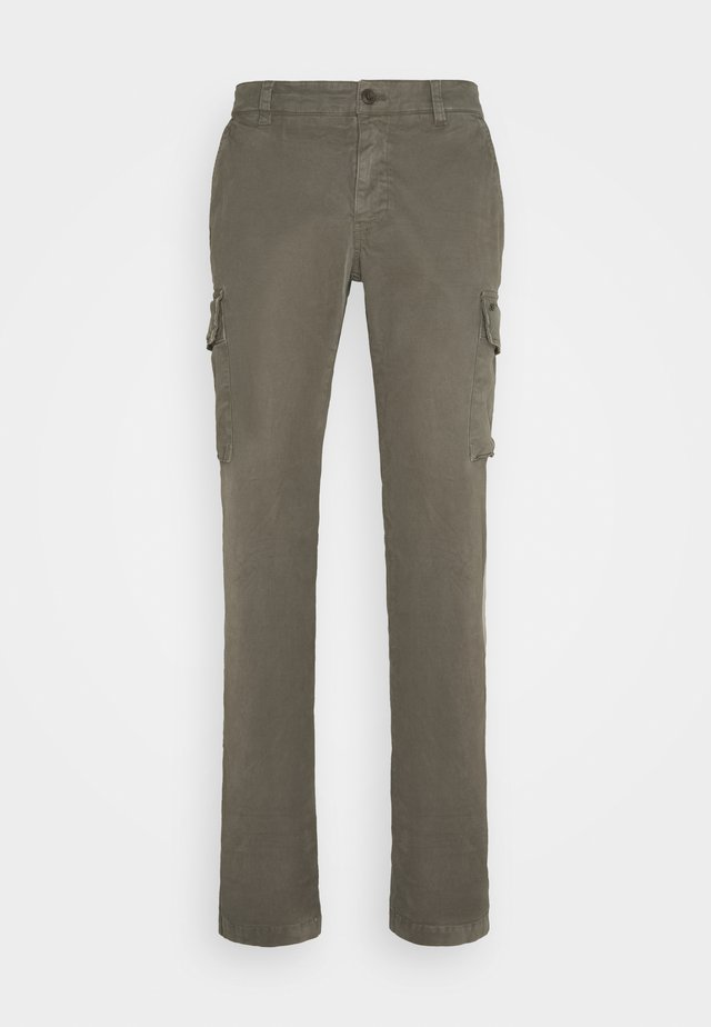 CHILE - Cargo trousers - khaki