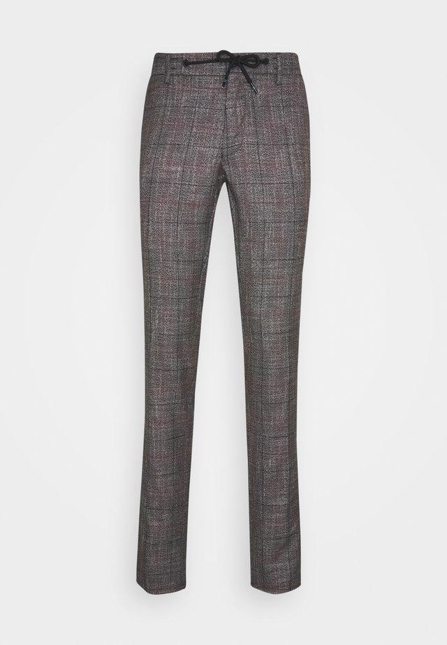 MILANO - Trousers - grey