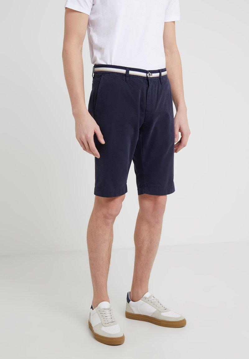 Mason's - Shorts - dark blue