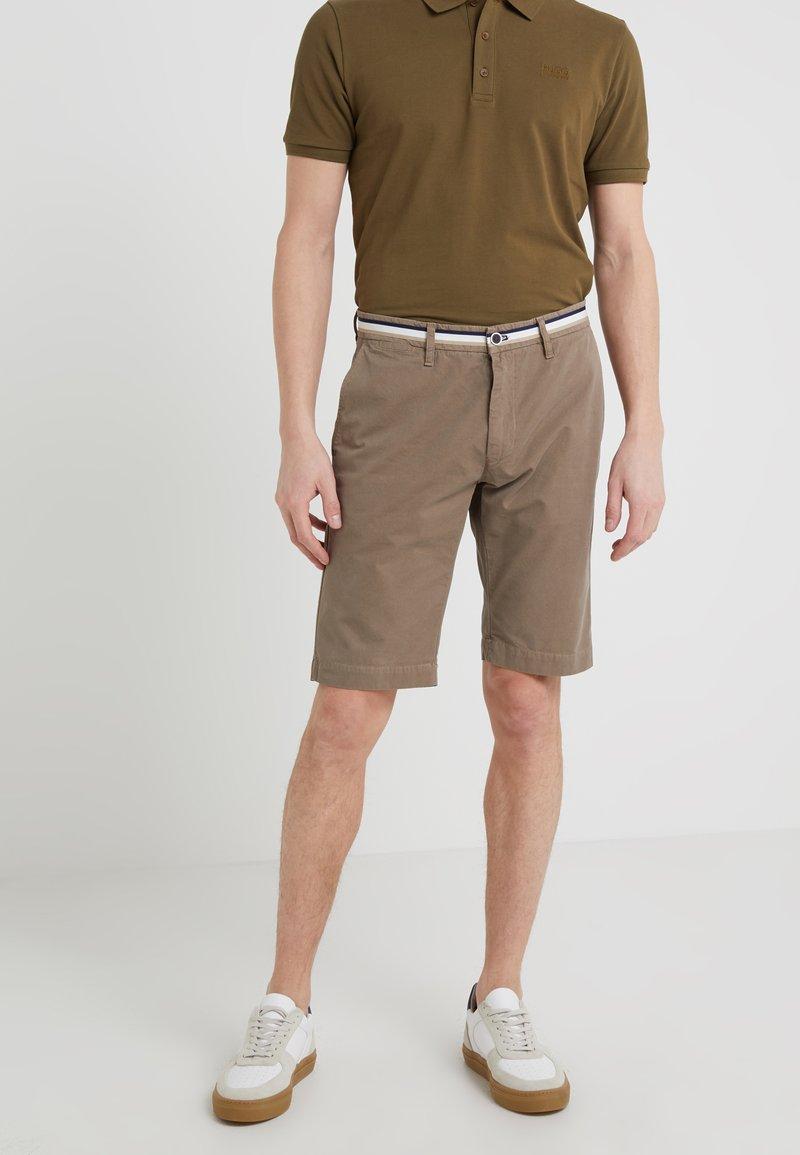 Mason's - Shorts - ochre