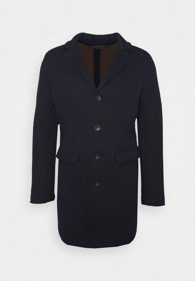 SIGNORIA - Short coat - navy