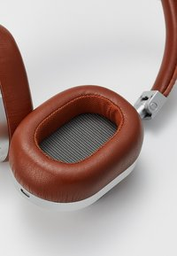 Master & Dynamic - MW60 WIRELESS OVER-EAR - Auriculares - brown/silver-coloured - 6