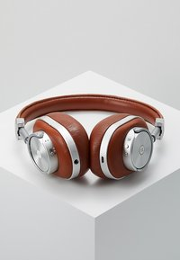 Master & Dynamic - MW60 WIRELESS OVER-EAR - Auriculares - brown/silver-coloured - 2