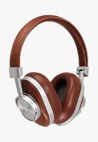 Master & Dynamic - MW60 WIRELESS OVER-EAR - Auriculares - brown/silver-coloured - 1