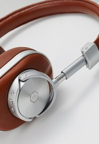 Master & Dynamic - MW60 WIRELESS OVER-EAR - Auriculares - brown/silver-coloured - 7
