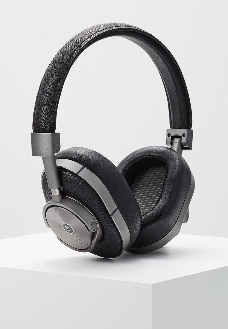 Master & Dynamic - MW60 WIRELESS OVER-EAR - Headphones - gunmetal