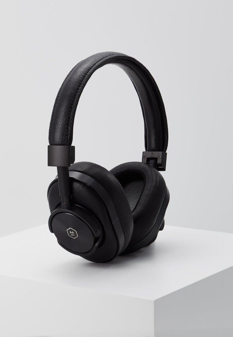 Master & Dynamic - MW60 WIRELESS OVER-EAR - Headphones - black