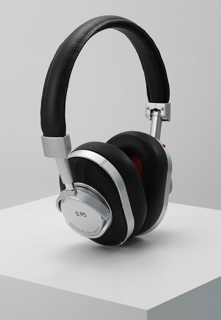 Master & Dynamic - MW50 WIRELESS ON-EAR - Słuchawki - leica silver