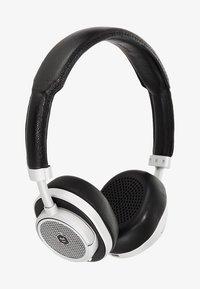 Master & Dynamic - MW50 WIRELESS ON-EAR - Headphones - black/silver-coloured - 1