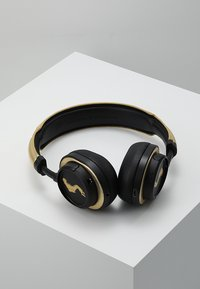 Master & Dynamic - MW50 WIRELESS ON-EAR - Auriculares - black / gold - 3