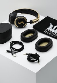 Master & Dynamic - MW50 WIRELESS ON-EAR - Auriculares - black / gold - 6