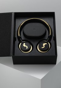 Master & Dynamic - MW50 WIRELESS ON-EAR - Auriculares - black / gold - 4