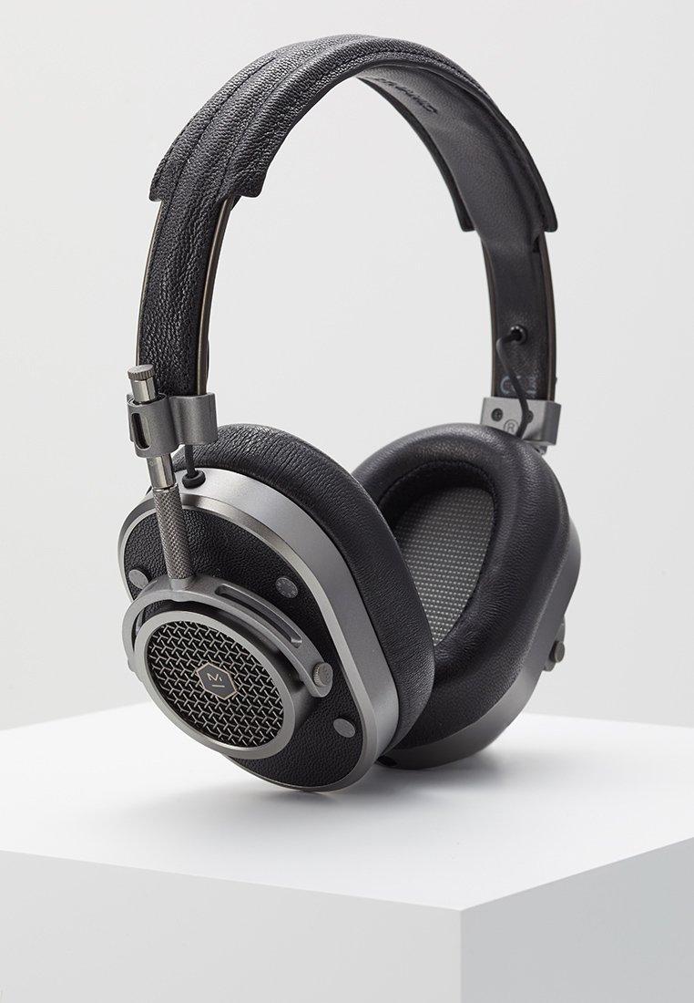 Master & Dynamic - MH40 OVER-EAR - Headphones - gunmetal