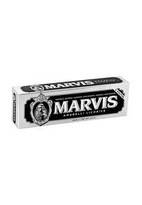 Marvis - TOOTHPASTE 85ML - Tandverzorging - amarelli licorice mint - 1