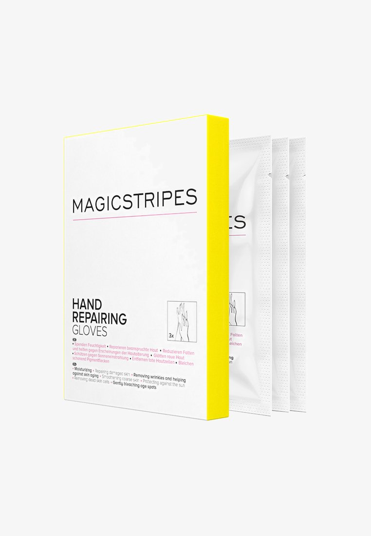Magicstripes - HAND REPAIRING GLOVES BOX 3 PAIRS - Handvård - neutral