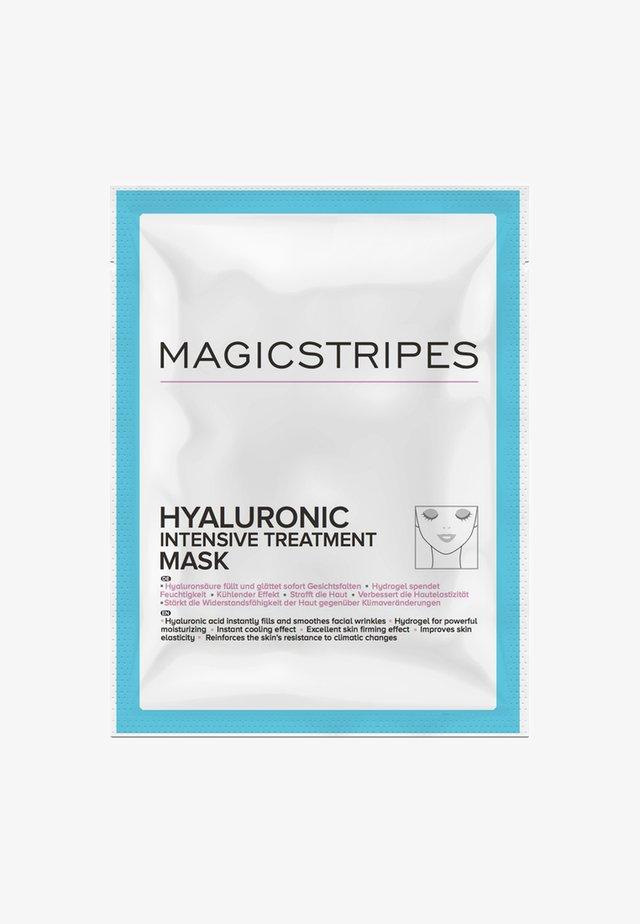 HYALURONIC TREATMENT MASK SACHET X 1 - Face mask - neutral