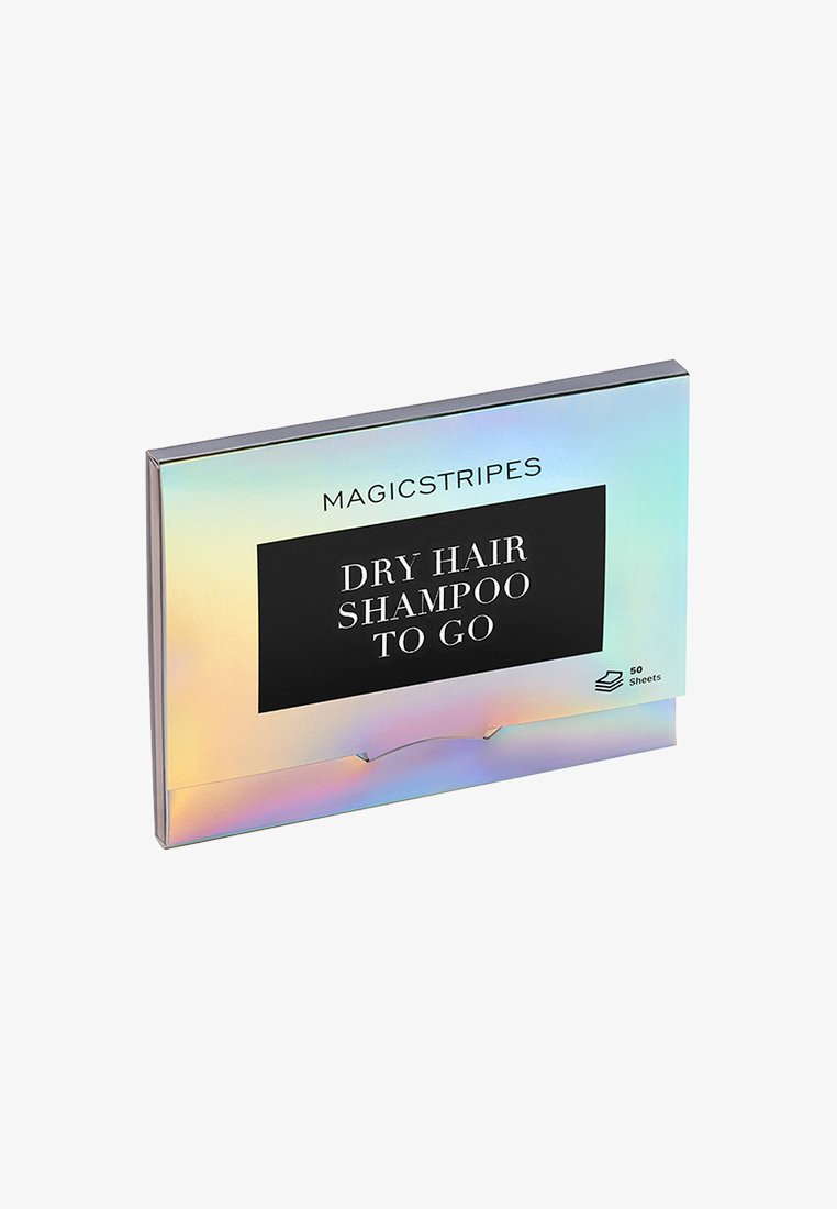Magicstripes - DRY HAIR SHAMPOO TO GO 50 SHEETS  - Tørshampoo - -