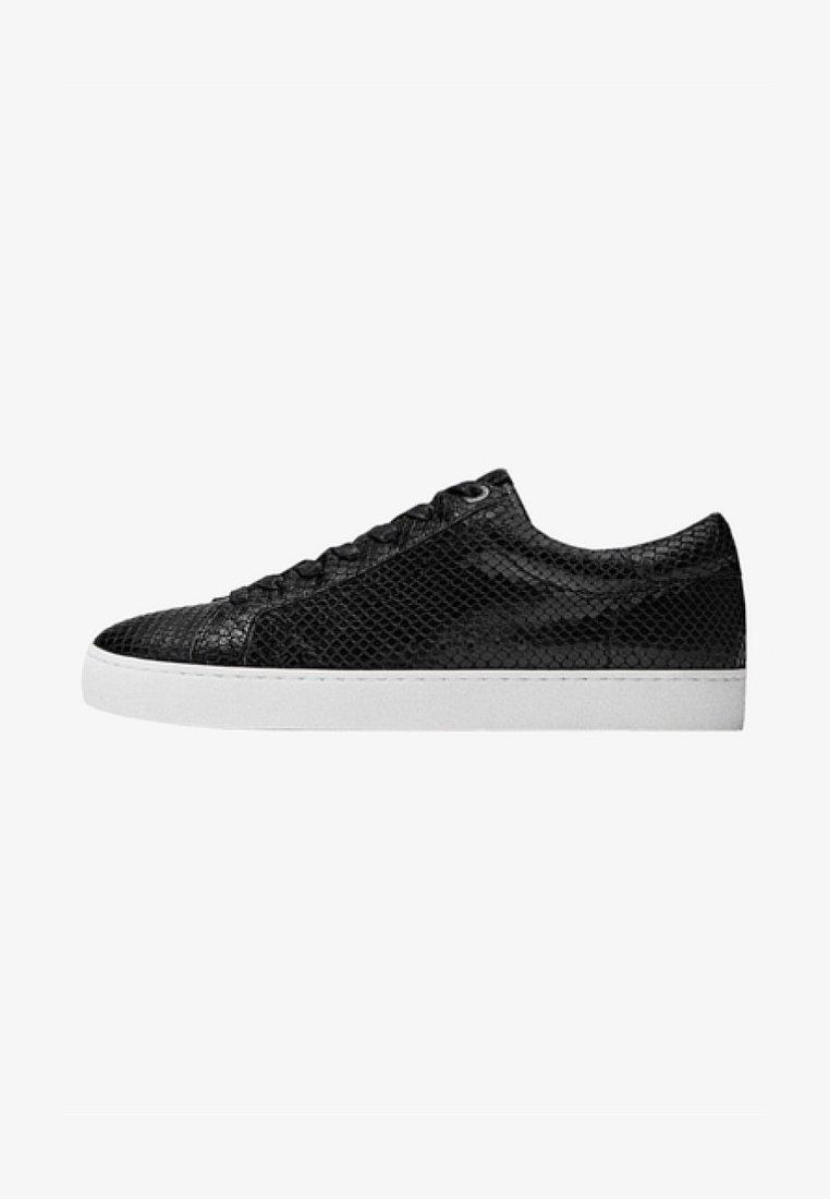 Massimo Dutti - Sneakers - black