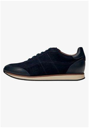 BLAUE CASUAL-SNEAKER AUS RAULEDER 12702550 - Sneakers - blue