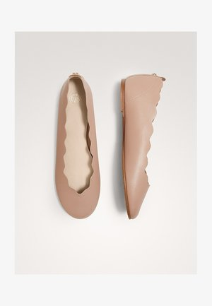 Ballet pumps - light pink