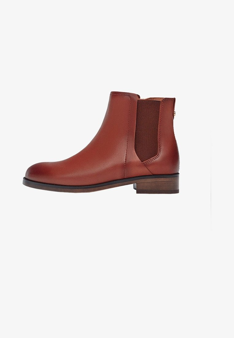 Massimo Dutti - Classic ankle boots - brown