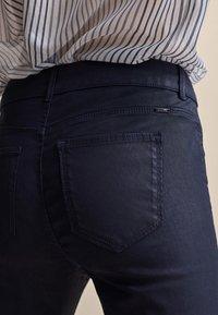 Massimo Dutti - Trousers - dark blue - 5