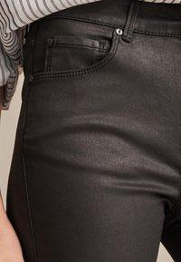 Massimo Dutti - Pantaloni - black - 5