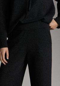 Massimo Dutti - Pantalon classique - dark grey - 4