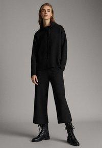 Massimo Dutti - Pantalon classique - dark grey - 1