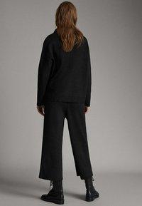 Massimo Dutti - Pantalon classique - dark grey - 2
