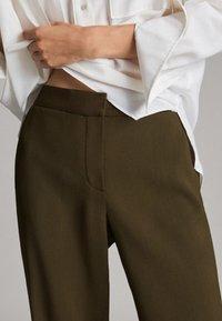Massimo Dutti - Trousers - green - 3